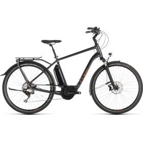 Cube Town Sport Hybrid EXC 500 - Vélo de ville électrique - gris